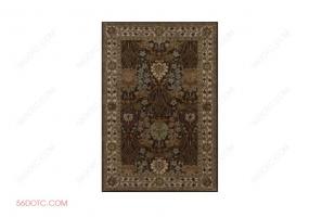 布艺00092-SketchUp草图大师模型:地毯