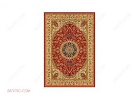 布艺00093-SketchUp草图大师模型:地毯