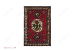 布艺00094-SketchUp草图大师模型:地毯