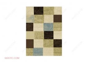布艺00096-SketchUp草图大师模型:地毯