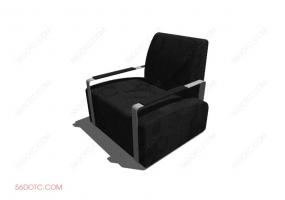 沙发000137-SketchUp草图大师模型