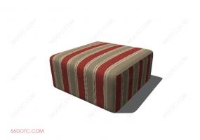 沙发000144-SketchUp草图大师模型