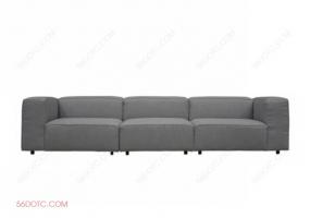 沙发000146-SketchUp草图大师模型