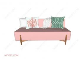沙发000149-SketchUp草图大师模型