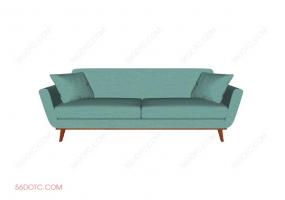沙发000150-SketchUp草图大师模型