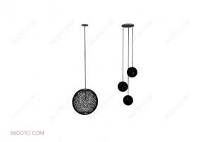 灯具000164-SketchUp草图大师模型