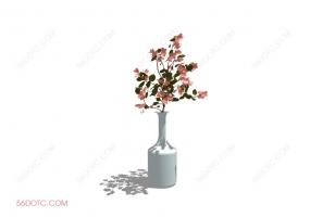 植物000379-SketchUp草图大师模型