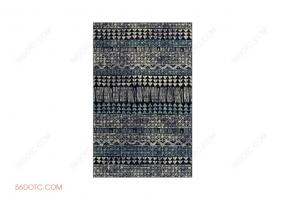 布艺00097-SketchUp草图大师模型:地毯