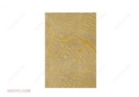 布艺00099-SketchUp草图大师模型:地毯