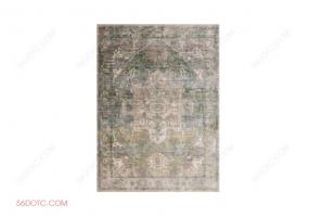 布艺000101-SketchUp草图大师模型:地毯