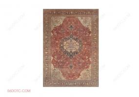 布艺000104-SketchUp草图大师模型:地毯
