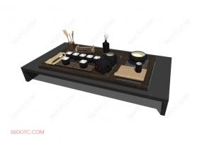 陈设000244-SketchUp草图大师模型
