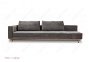 沙发000154-SketchUp草图大师模型