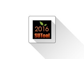 Sutool速图2016 SketchUp插件 草图大师中文插件