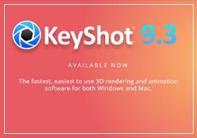 KeyShot9.0中文版下载