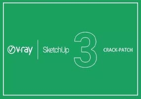 V-Ray3.4 For SketchUp简体中文版
