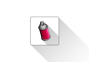 Component Spray (组件喷雾)SketchUp插件 草图大师中文插件