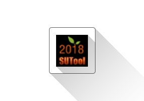 NewSUTool-2018(速图插件管理器)首发SketchUp插件 草图大师中文插件