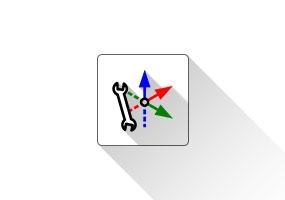[¥]RBC_OBB_Tools(智能重置坐标轴工具)SketchUp插件 草图大师中文插件