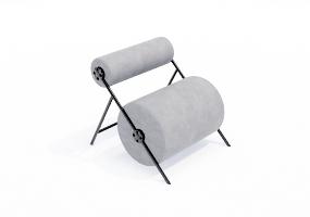 椅子000105-SketchUp草图大师模型_Enscape材质