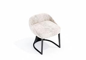 椅子000112-SketchUp草图大师模型_Enscape材质