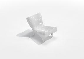 椅子000114-SketchUp草图大师模型_Enscape材质
