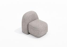 椅子000141-SketchUp草图大师模型_Enscape材质