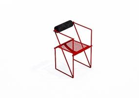 椅子000144-SketchUp草图大师模型_Enscape材质