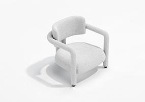 椅子000147-SketchUp草图大师模型_Enscape材质